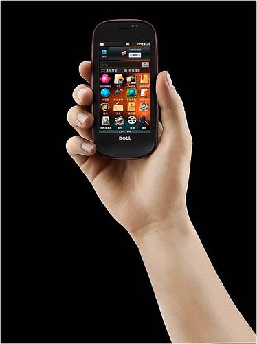 DellMini3SmartPhone