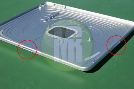 iPad à deux connecteurs Dock