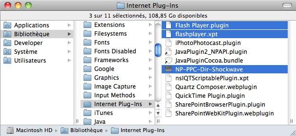 telecharger flash player gratuit pour mac os x