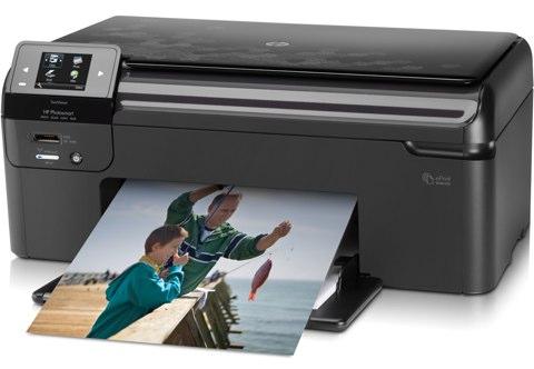imprimante hp photosmart b110