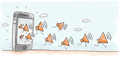 Reglage boite vocale iphone