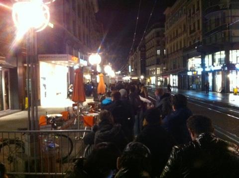 iPhone 4S Genève