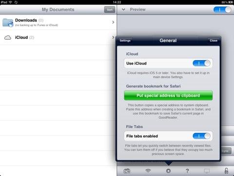 GoodReader à jour pour iCloud et iOS 5 | iGeneration