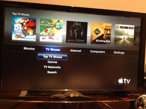 séries Apple TV