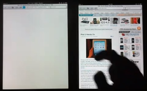 ipad1et2safari