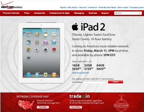 ipad2verizon