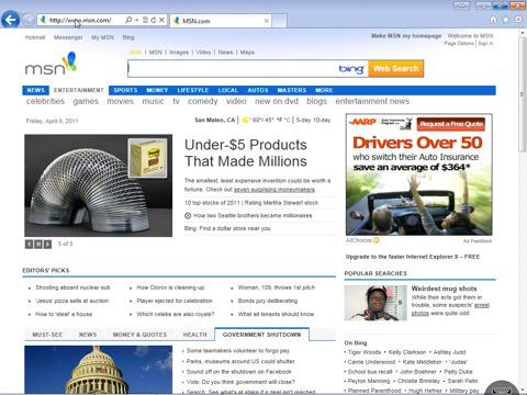 SR Browser