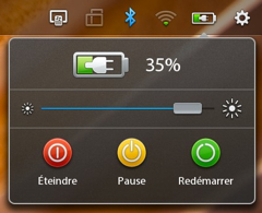playbook batterie