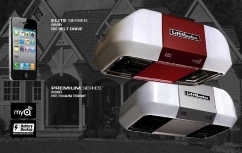Liftmaster iPhone