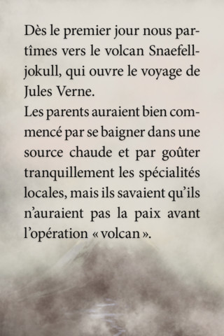 l'homme volcan
